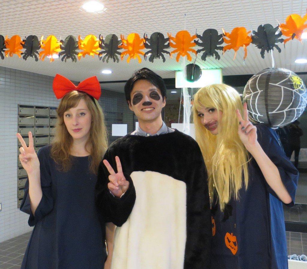 Aida-san Halloween