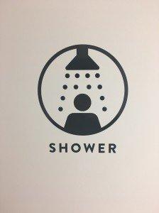 シャワー室①