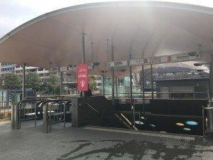 京都市役所前駅(1)