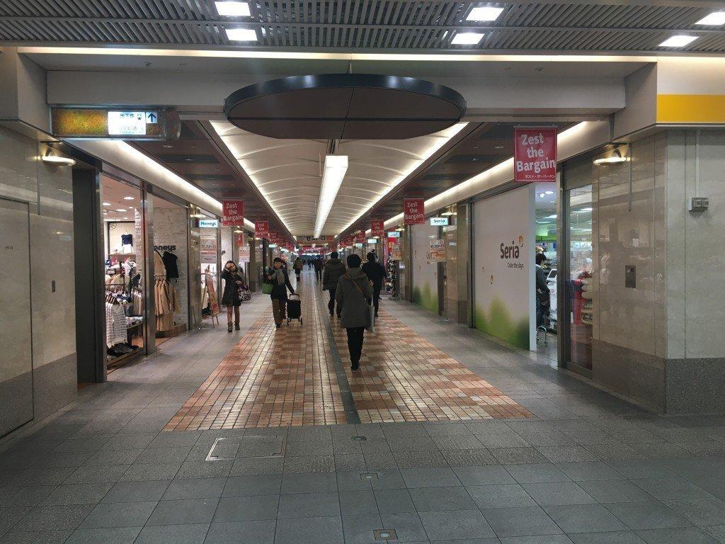 京都市役所前駅(5)