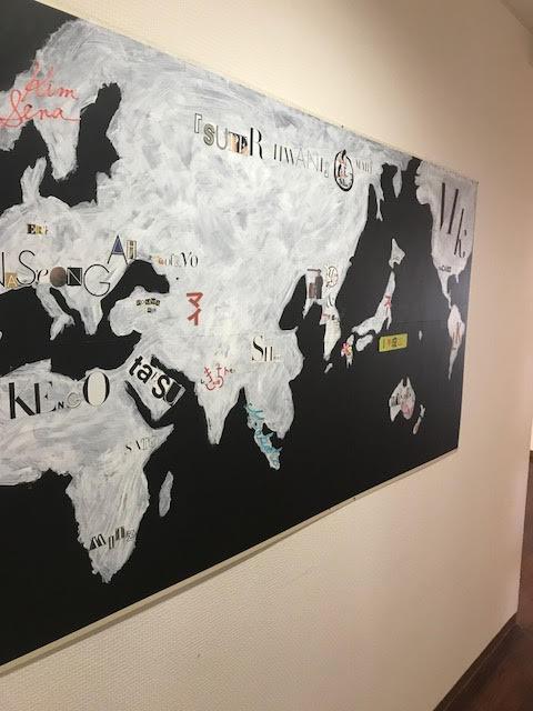 SR南流山地図