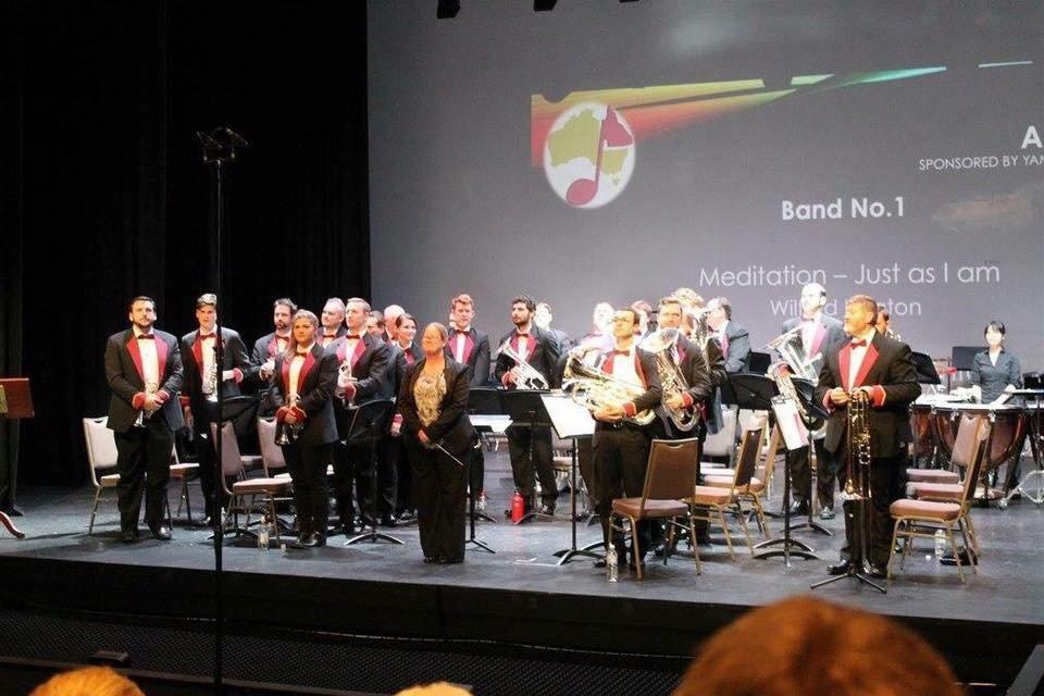 楽団inオーストラリア、ブリスベン