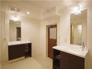 Bathroom facilities