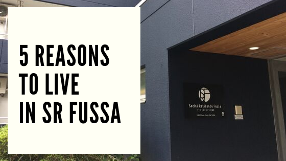 5 reasons to move to SR Fussa