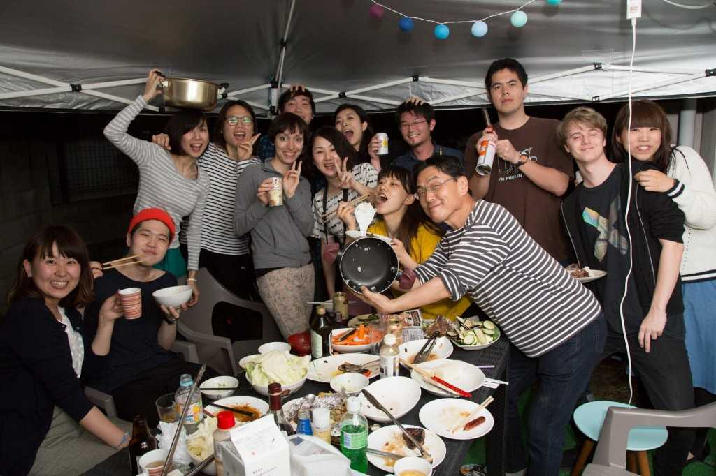 BBQ Party_2009