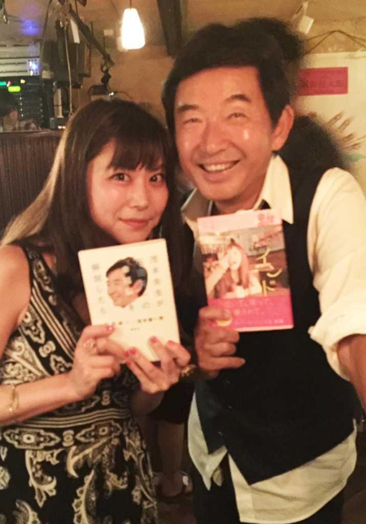 石田純一さんととまこ2