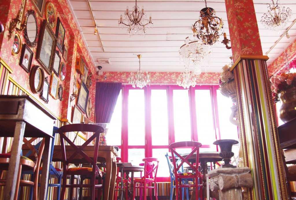 カオサンカフェ