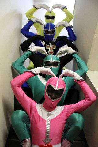 power ranger | Find a share house at Oakhouse