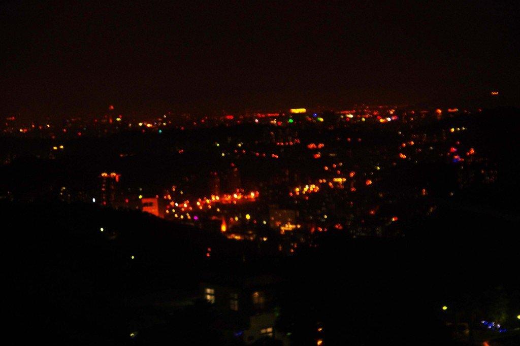 ロープウェイ夜景2