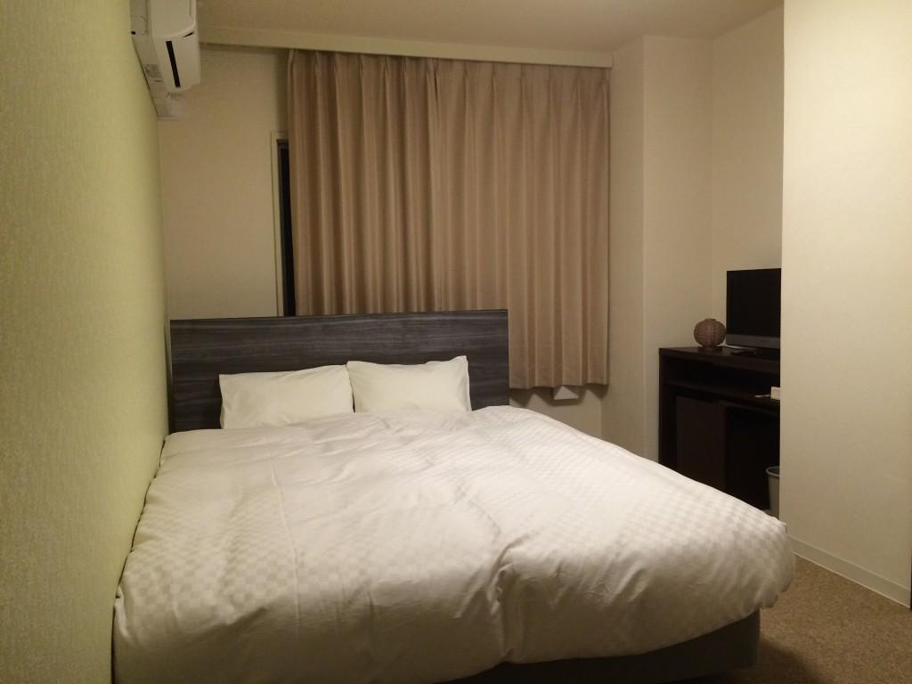 ゆったりベッドの個室