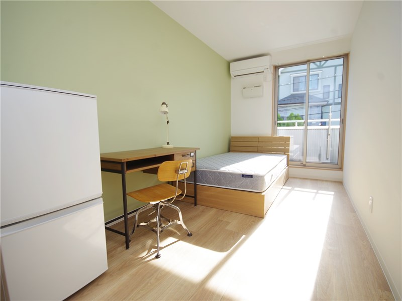 シェアハウス。個室もゆったり。宮前平、渋谷、一人暮らし、田園都市線