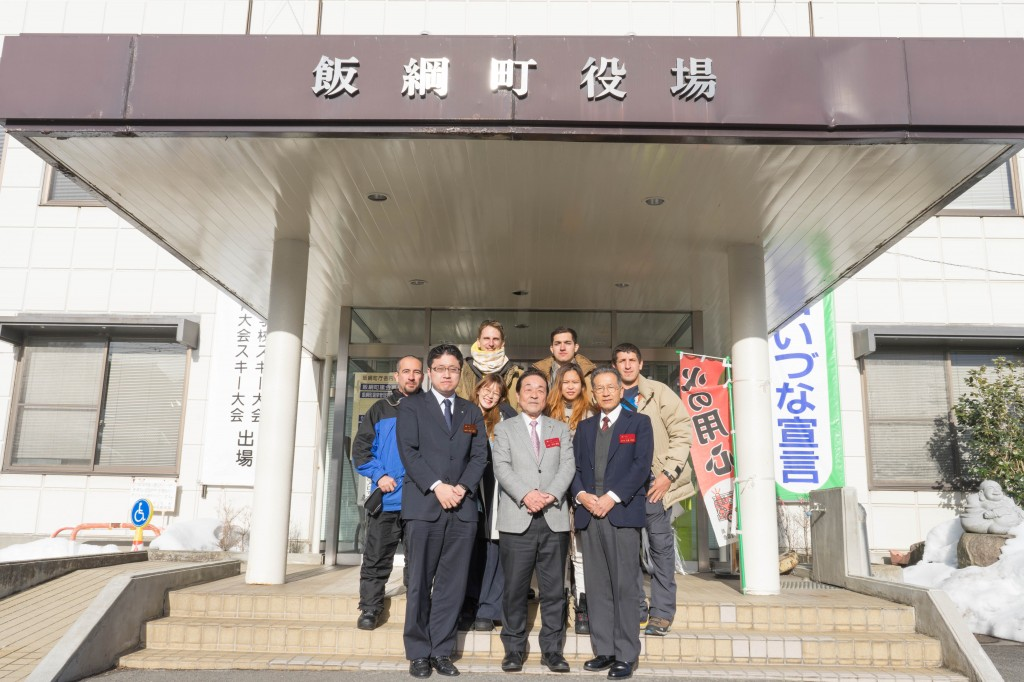オークハウスと長野県飯綱町がコラボツアー実施
