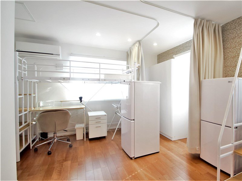 【share house公共区域】交谊厅/ih厨房/浴室(附浴缸)/洗手间/屋顶