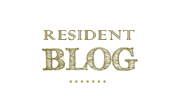 Blogs from Residents