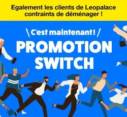Promotion Switch !