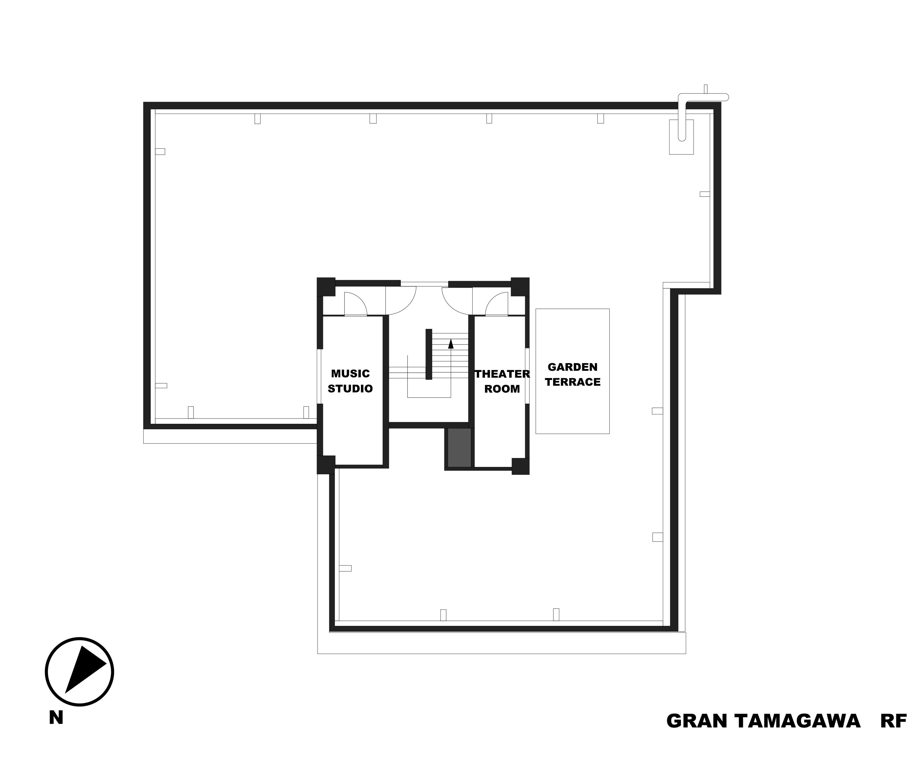 guesthouse sharehouse GRAN TAMAGAWA floorplan6