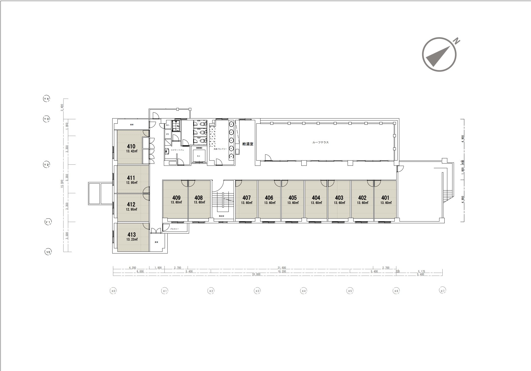 guesthouse sharehouse グラン登戸 floorplan4