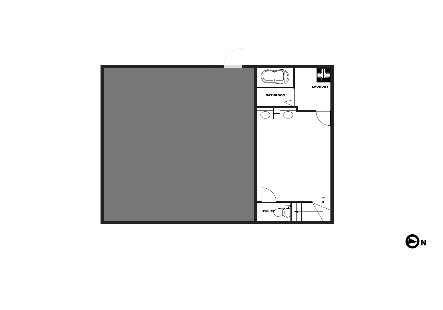 guesthouse sharehouse TSURUKAWA HILLS floorplan2