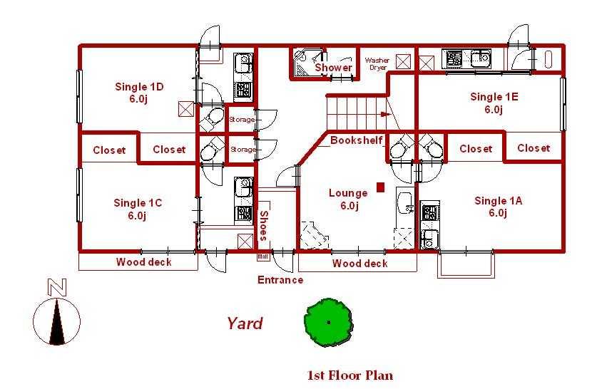 MAPLE HOUSE B | Saitama Saitama Niiza | Find a share house at Oakhouse