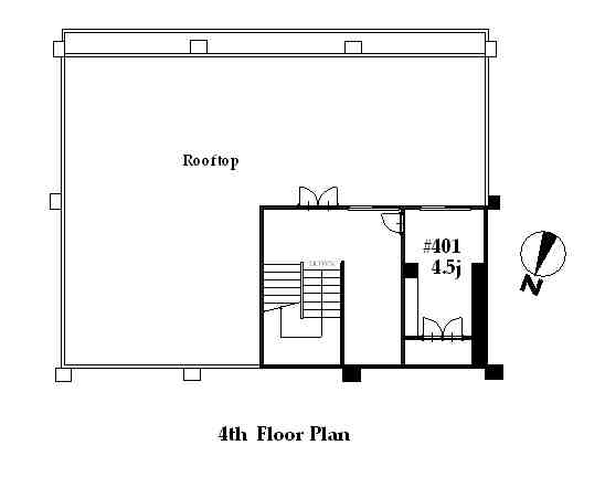 guesthouse sharehouse シェアスタイル青葉台 floorplan4