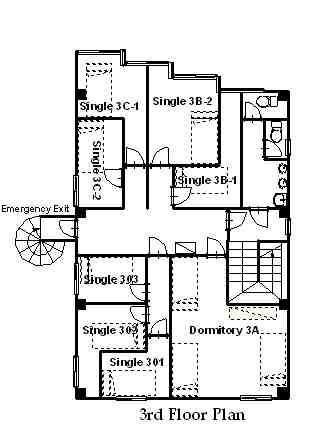 guesthouse sharehouse SHARESTYLE IKEBUKURO floorplan2