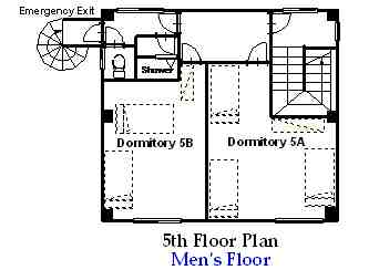 guesthouse sharehouse SHARESTYLE IKEBUKURO floorplan4
