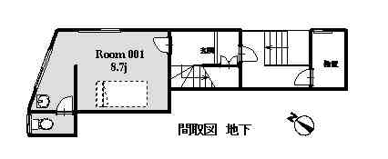 guesthouse sharehouse OAKHOUSE橫濱City View floorplan3