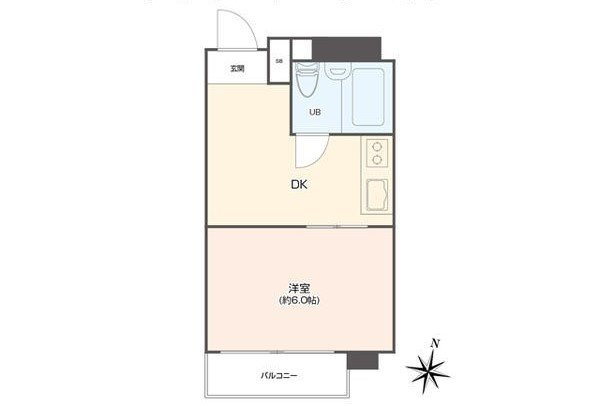 guesthouse sharehouse 메종 드 오봉 floorplan1