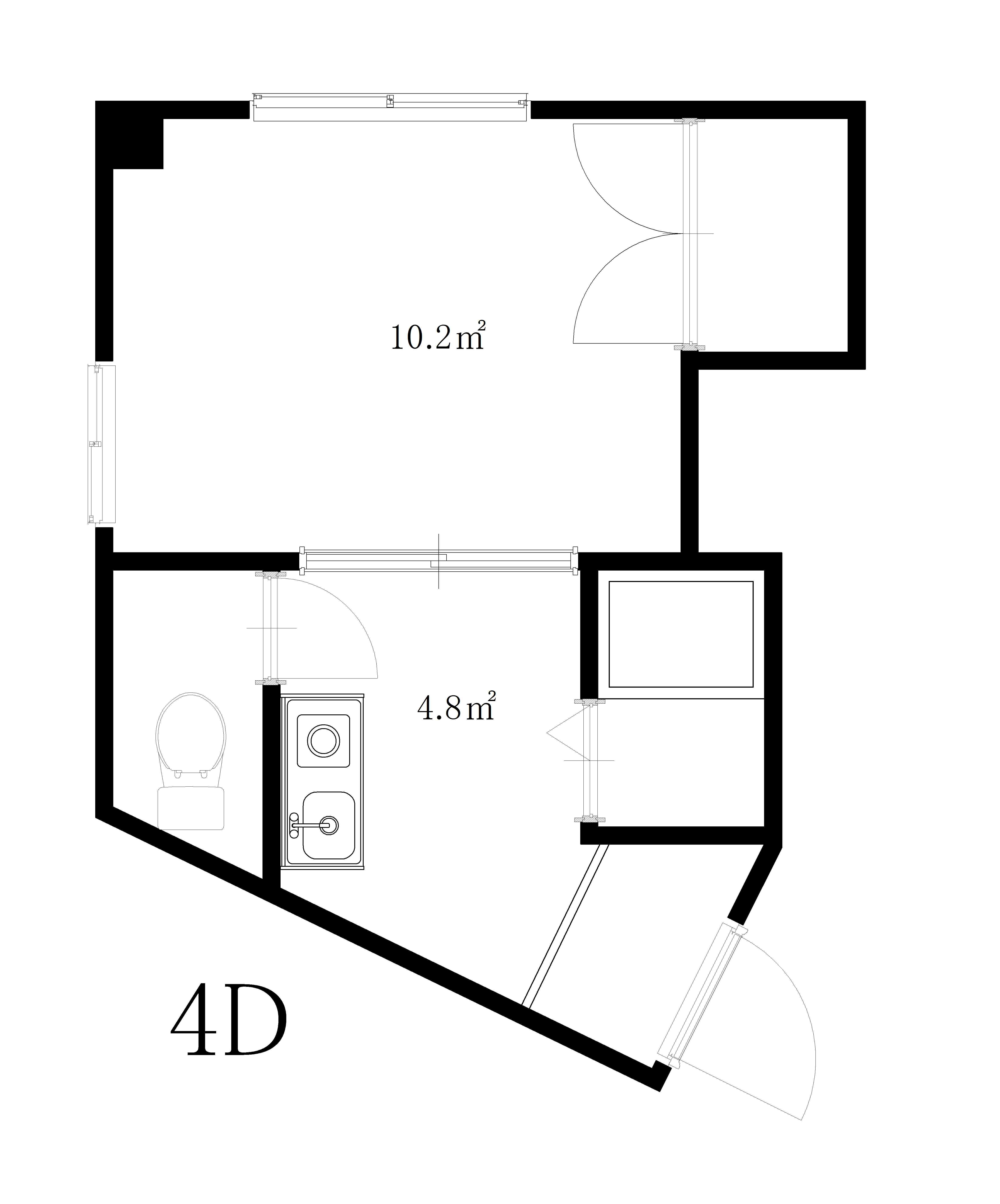 guesthouse sharehouse YAZU APARTMENT floorplan7