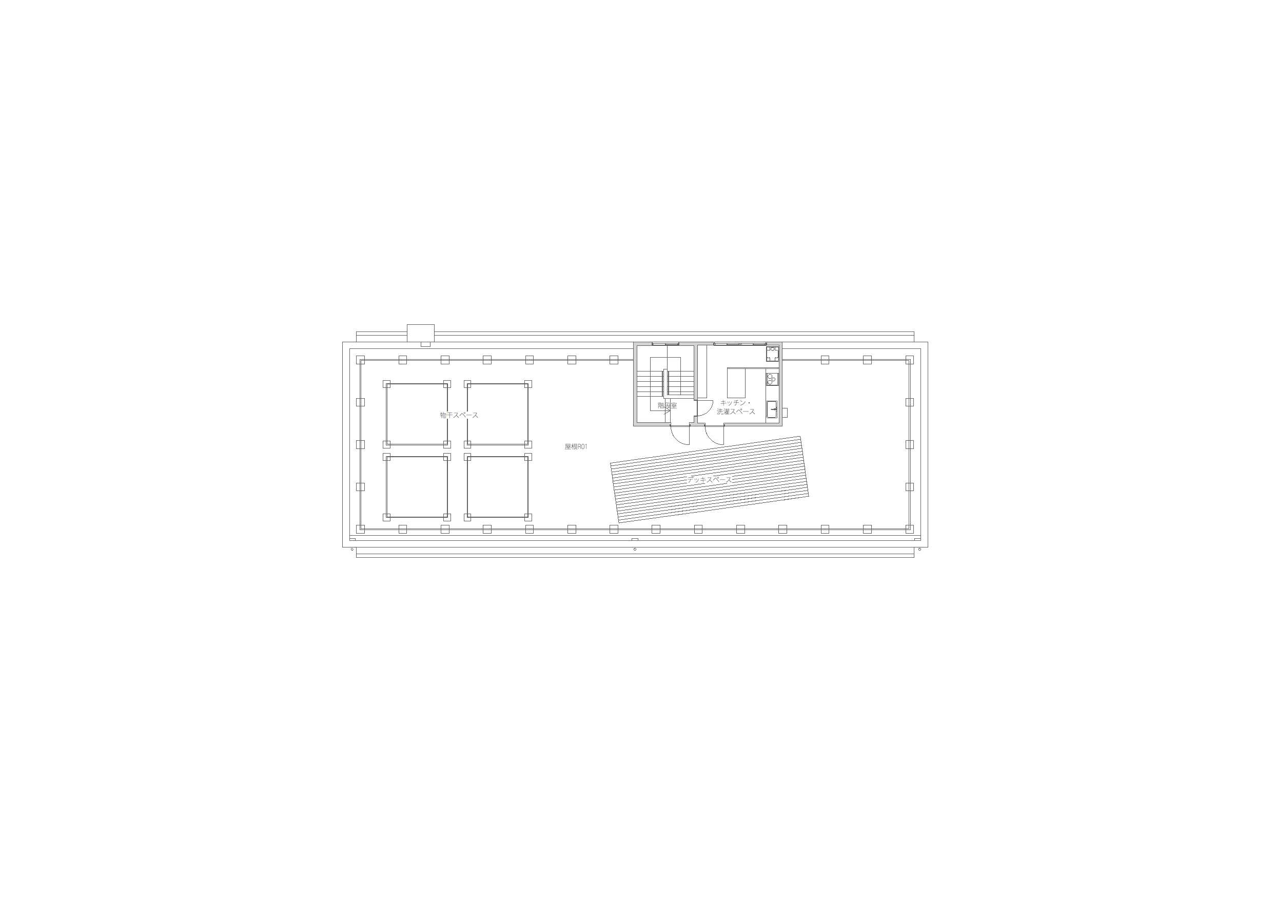 guesthouse sharehouse Social residence 후나바시 floorplan5