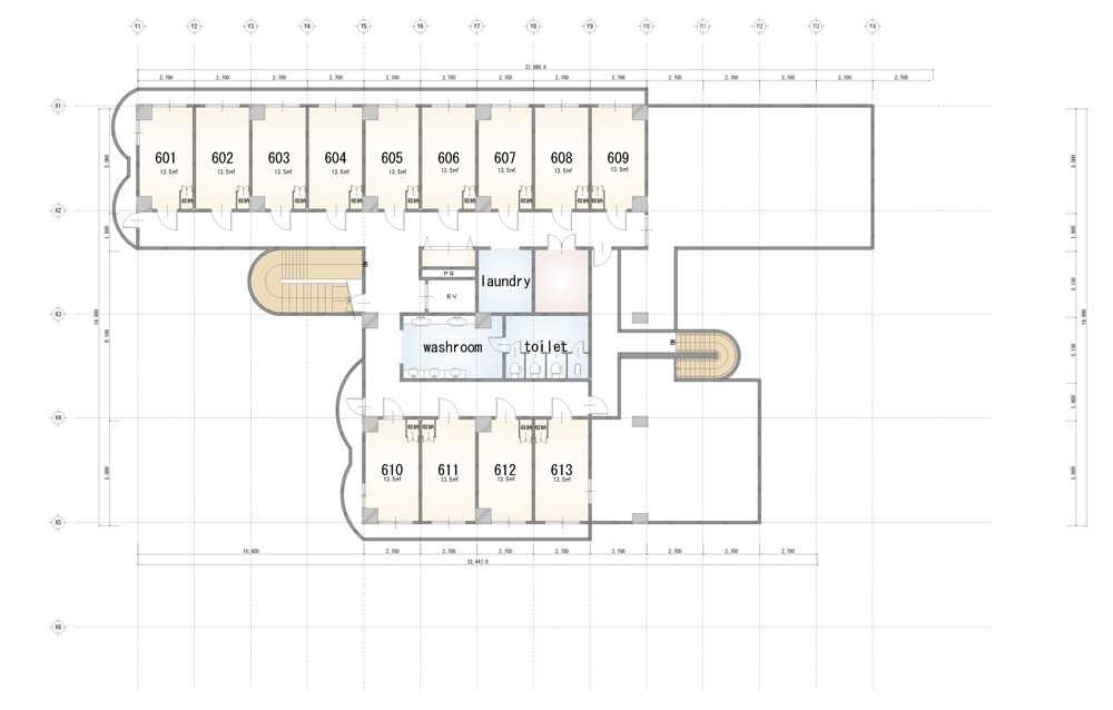 guesthouse sharehouse Social 美宅 南浦和 floorplan6