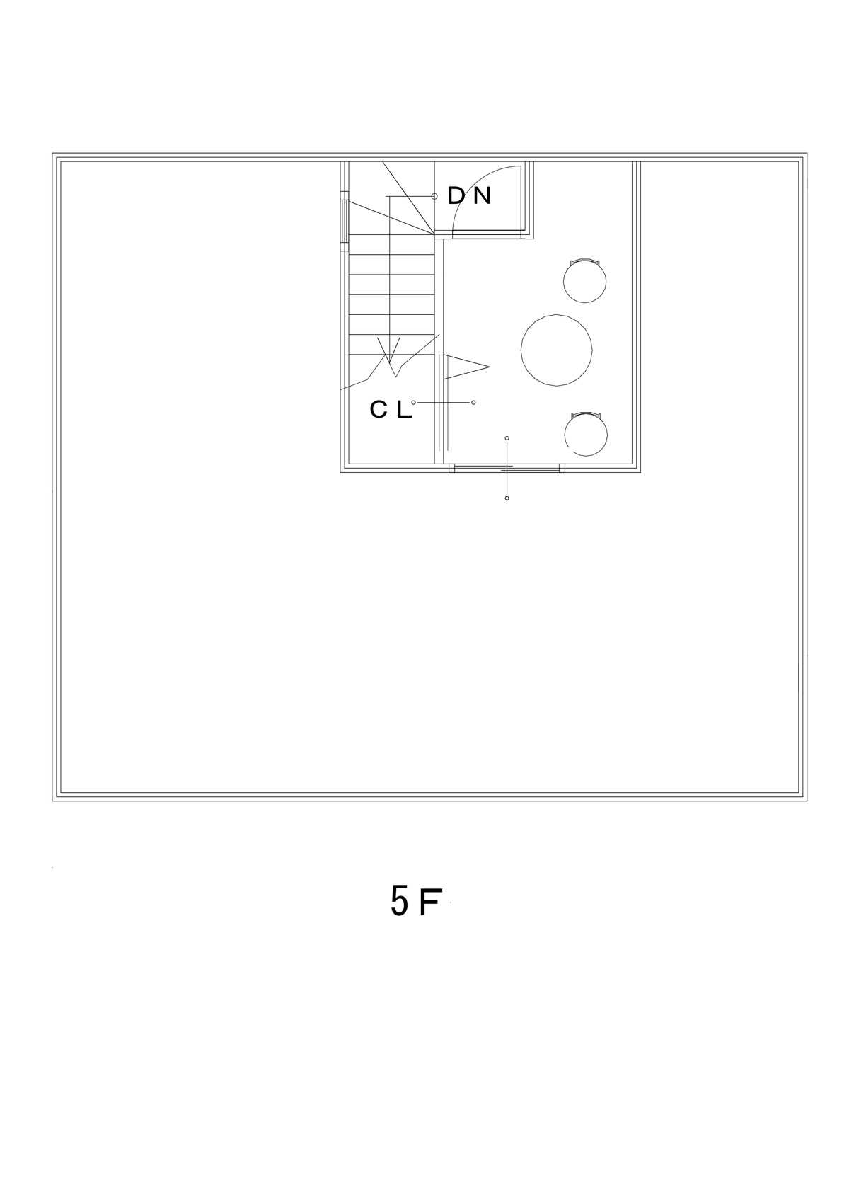 guesthouse sharehouse Premiere大島 floorplan5