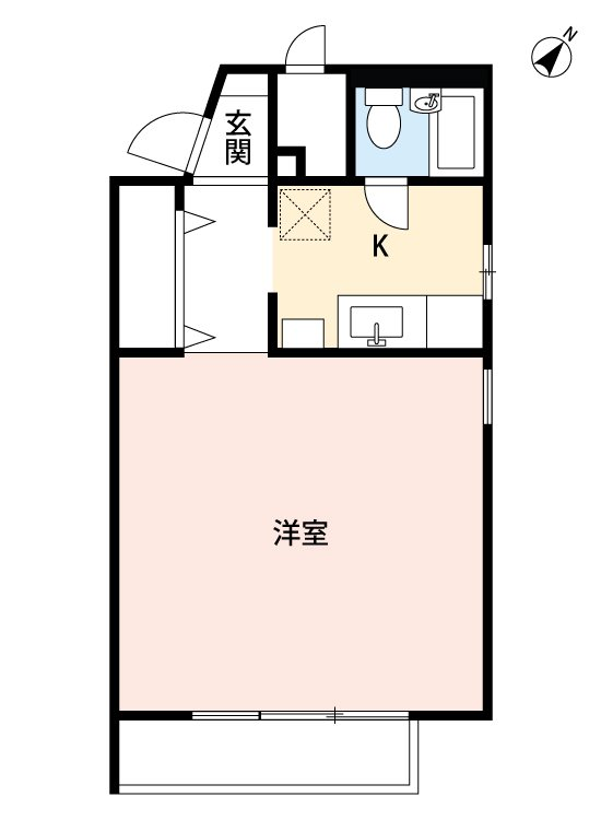 guesthouse sharehouse HAKUSAN HOUSE floorplan10