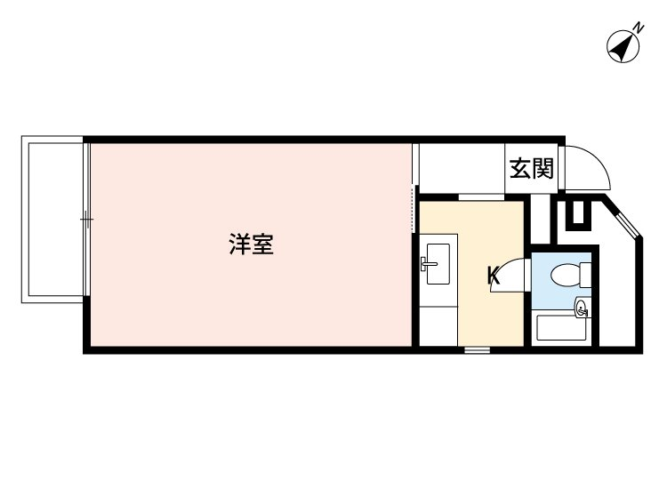 guesthouse sharehouse HAKUSAN HOUSE floorplan3