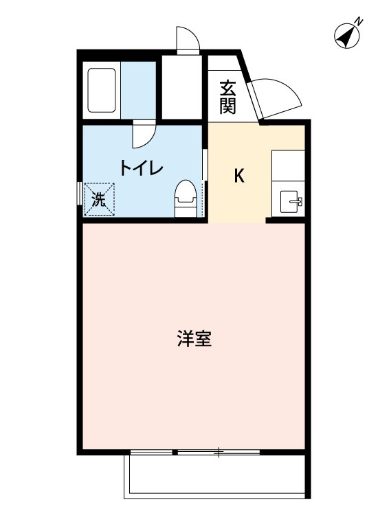 guesthouse sharehouse HAKUSAN HOUSE floorplan5