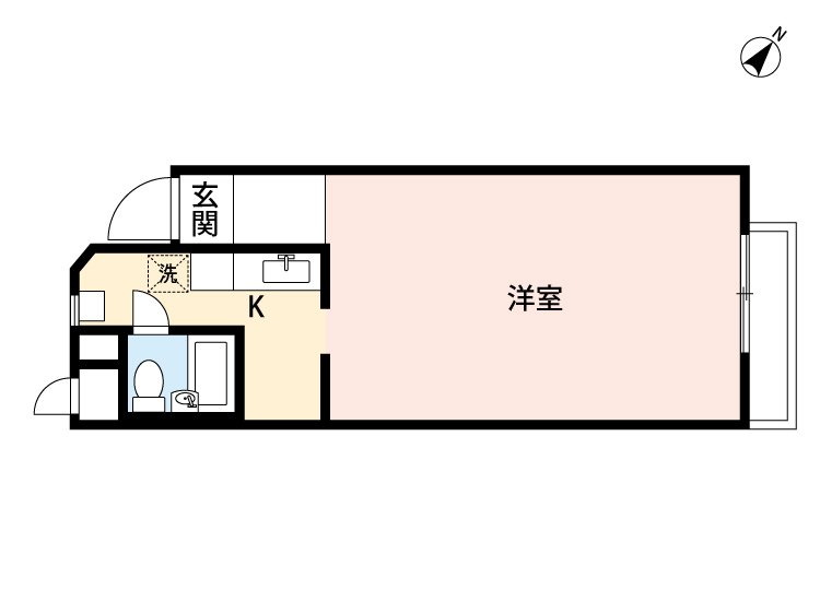 guesthouse sharehouse HAKUSAN HOUSE floorplan7