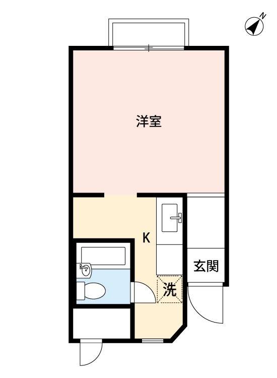 guesthouse sharehouse HAKUSAN HOUSE floorplan8