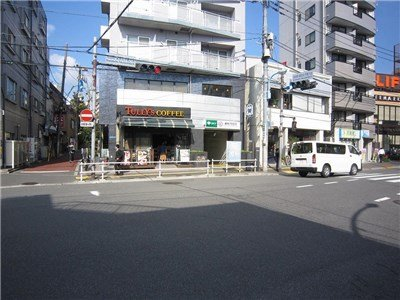 guesthouse sharehouse 新宿河田町ガーデン building19