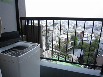 guesthouse sharehouse SHINJUKU OLYMPIC APARTMENT building3