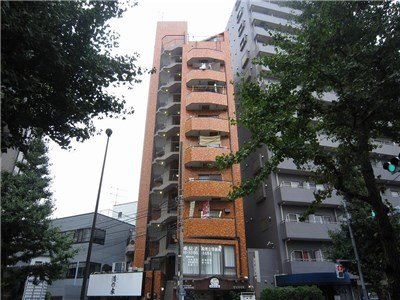 guesthouse sharehouse SHINJUKU OLYMPIC APARTMENT building6