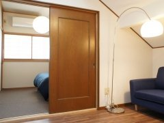 guesthouse sharehouse Share Apartment Chofu building21