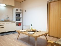 guesthouse sharehouse Share Apartment Chofu building4