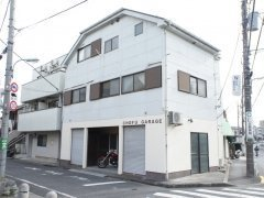 guesthouse sharehouse Share Apartment Chofu building2