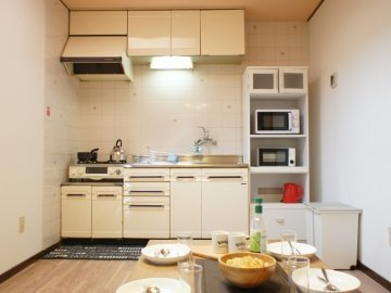 guesthouse sharehouse Share Apartment Chofu building5