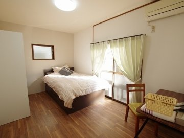 guesthouse sharehouse シェアアパートメント調布 room201