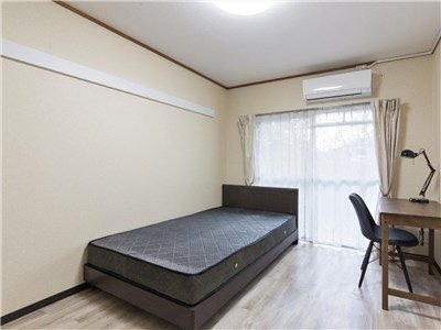 guesthouse sharehouse GRAN寶塚(大阪) room201