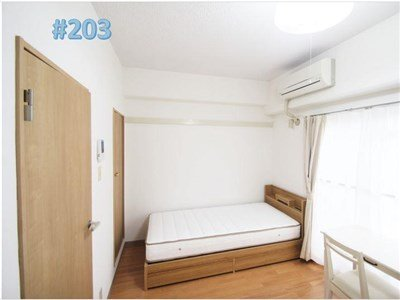 guesthouse sharehouse Dwell Inariyama building14
