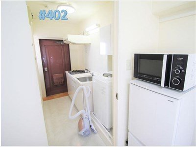guesthouse sharehouse Dwell Inariyama building4