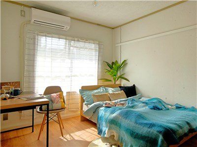 guesthouse sharehouse ガーデンタウン板橋中台 room504D