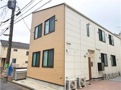guesthouse sharehouse Oakhouse Shin-Sakuradai building12